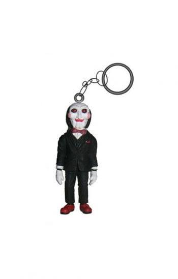 Saw Schlüsselanhänger Jigsaw Puppe