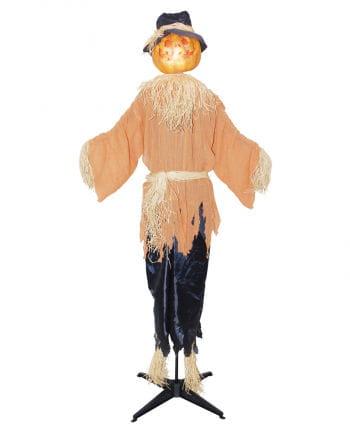 Scarecrow Animatronic mit Kürbiskopf