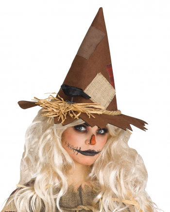 Scary Scarecrow Hat
