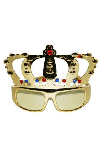 Scherzbrille Krone