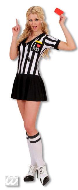Schiedsrichter Kostüm Large