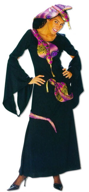 Schlangen Kostüm Kobra L/XL 44-46