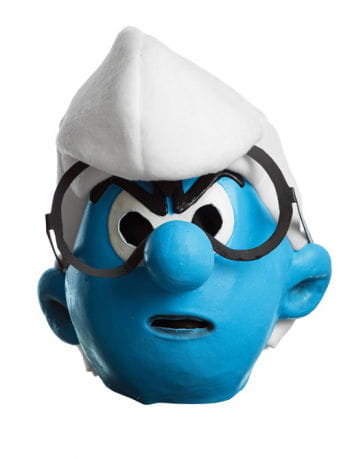 Brainy Smurf Adult Mask