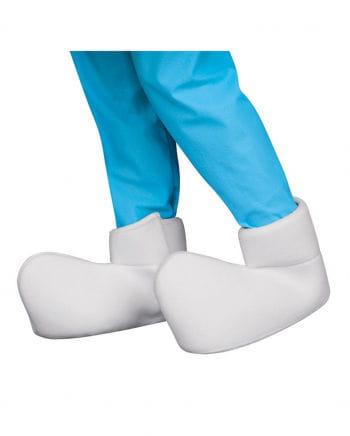 Smurf Shoe Cover