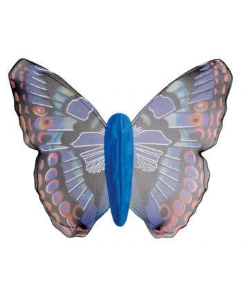 Schmetterlingsflügel XXL Blau