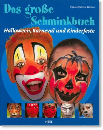 Child Makeup Book