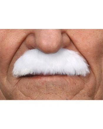Schnurrbart Albert Weiß