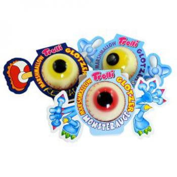 Terrible monster eye socket with 40 hrs