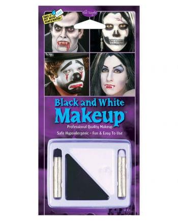 Black / White Make Up Set