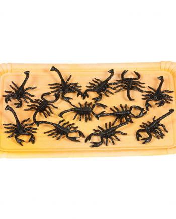 Skorpione Kunststoff 12er Pack