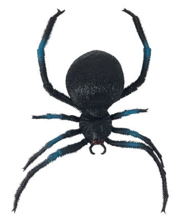 Squeaky Black Widow Spider XL