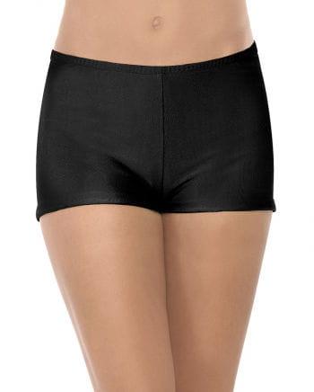 Hot Pants schwarz