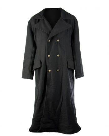 Black Gothic Coat