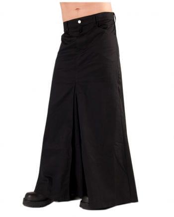 Black Pistol men's skirt black