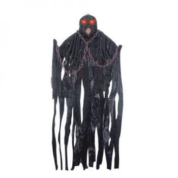 Shaking Chain Ghost Black