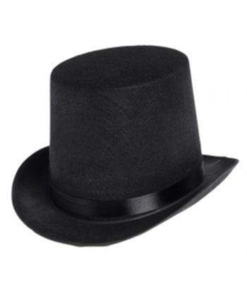 Zylinder Hut schwarz