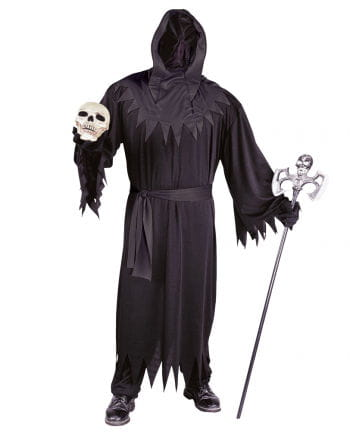 Schwarzes Phantom Kostüm XL