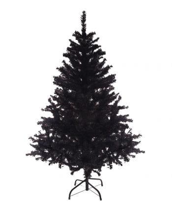 Schwarzer weihnachtsbaum 180 cm gothic christbaum horror - Schwarzer weihnachtsbaum ...