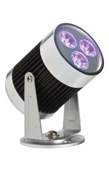 Blacklight LED Reflector