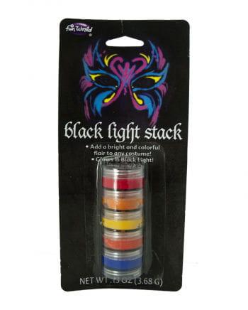 Black Light Makeup Stack