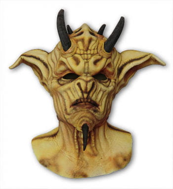 Sulfur demon mask