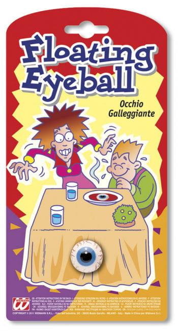 Floating Eyeball
