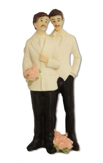 Gay Wedding Couple 11,5 cm