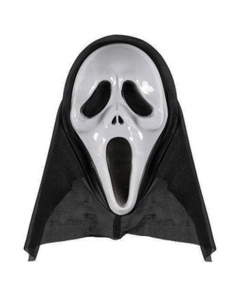 Screaming Ghost Mask
