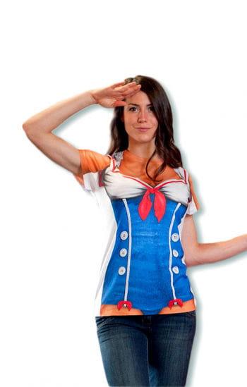 Sailor Girl Shirt