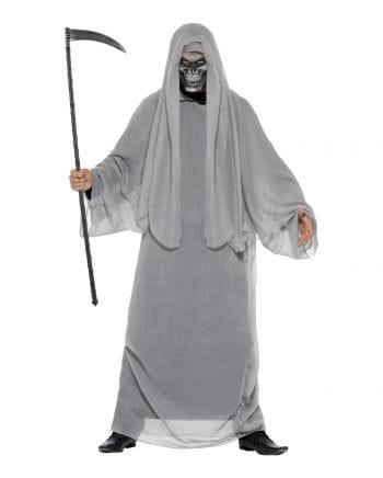 Grim Reaper Costume with half mask