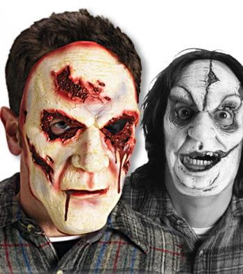 Serial Killer Murderer Mask One-Eyed