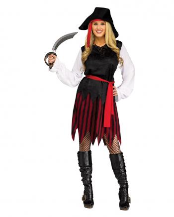 Sexy Karibische Piraten Lady SM