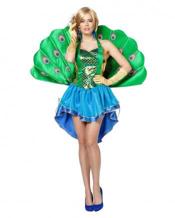 Sexy Peacock Ladies Costume
