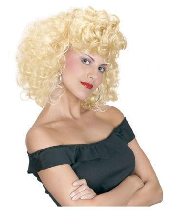50er Jahre Perücke blond