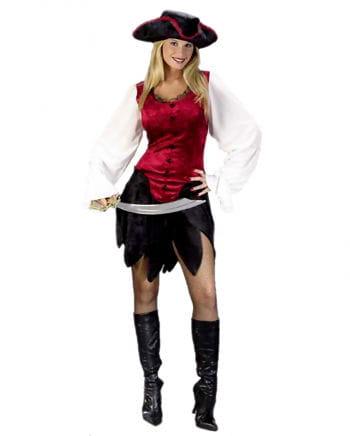 Sexy Adventure Piratenlady Kostüm M/L