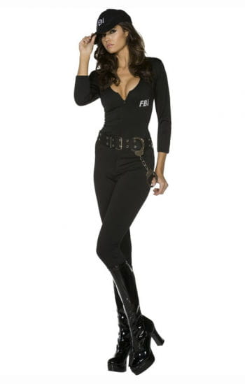 Sexy FBI Kostüm