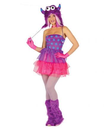 Sexy Fell-Monster Kostüm