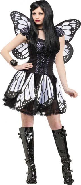 Sexy Nachtfalter Kostüm