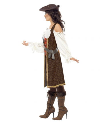 Sexy Costume Piratenkapitänin