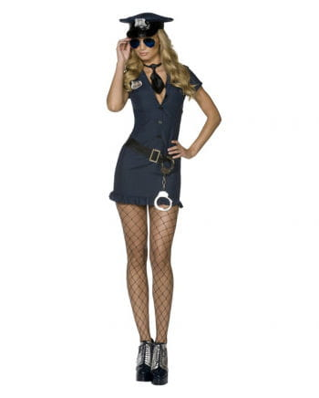 Sexy policewoman Ladies Costume