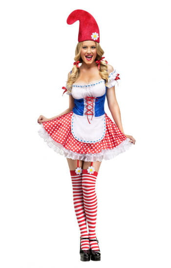 Sexy dwarf Ladies Costume