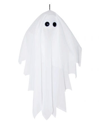 Weißer Schüttel-Geist Hängefigur