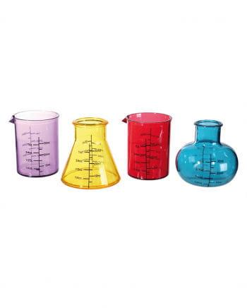 Shooter Gläser Chemie Labor