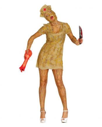Silent Mountain Zombie Nurse Kostüm