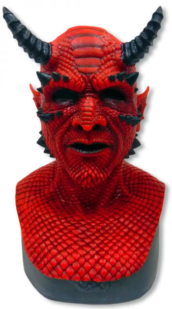 Silicone Mask Demon Belial