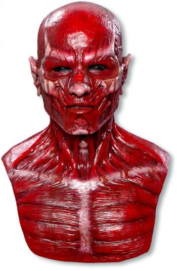Silicone mask Skinned