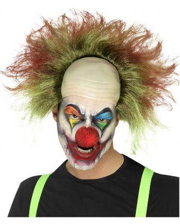 Horror Clown Wig