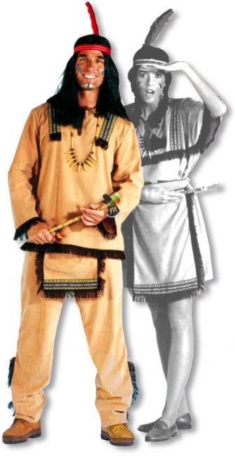 Sioux Indianer Kostüm M/L