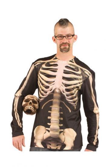 Skelett Herren T-Shirt