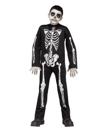 Skeleton Reaper Kinderkostüm